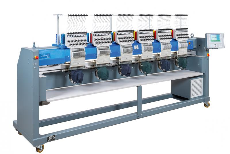 ZSK EMBROIDERY MACHINE 4