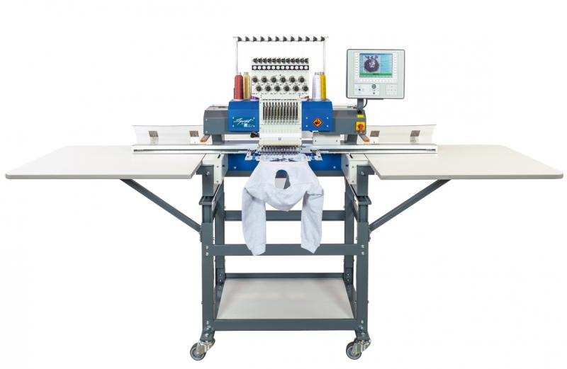 ZSK EMBROIDERY MACHINE 1