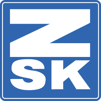 ZSK EMBROIDERY LOGO